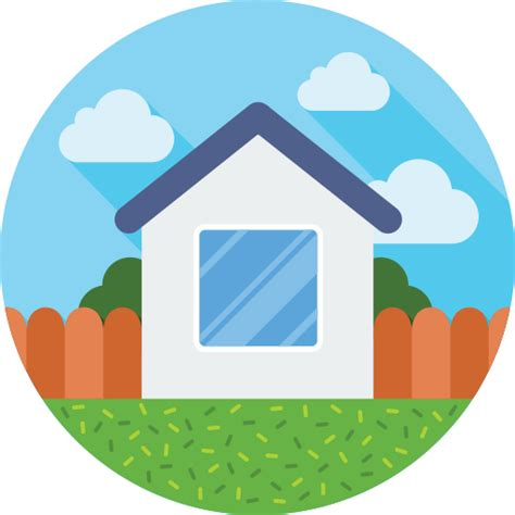 building estate home house real icon icon search engine