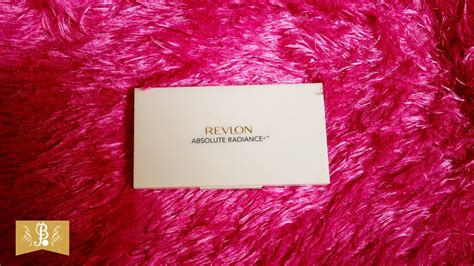 Revlon Absolute Radiance review revlon absolute radiance two way powder b