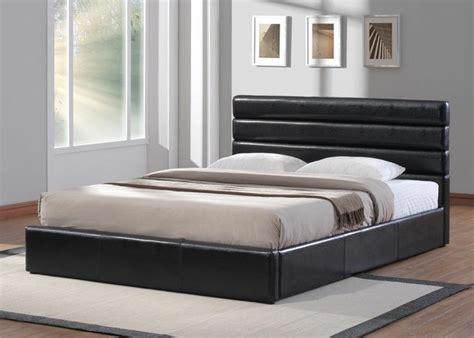tete de lit capitonnee cuir blanc olket