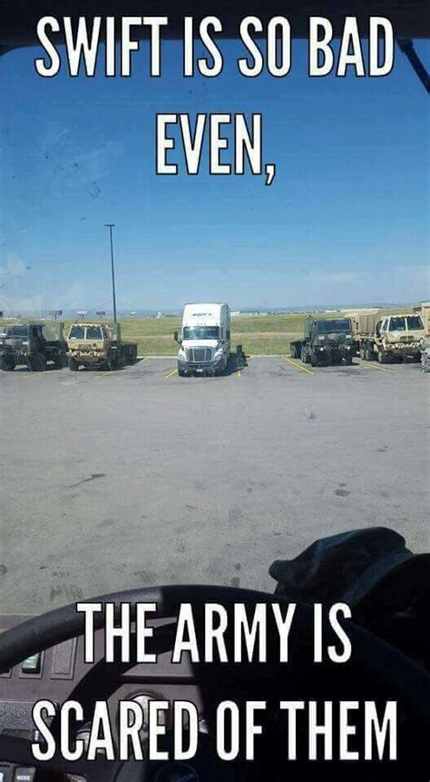 Swift Trucking Memes - 1000 images about think like a trucker on pinterest money semi trucks and humor
