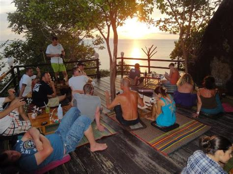 top of the rock bar top rock bar picture of cookies bungalow ko phangan tripadvisor