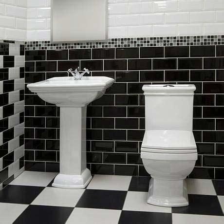 black gloss bathroom tiles 5 bathroom tile ideas for small bathrooms victorian plumbing