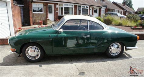 1971 vw karmann ghia coupe