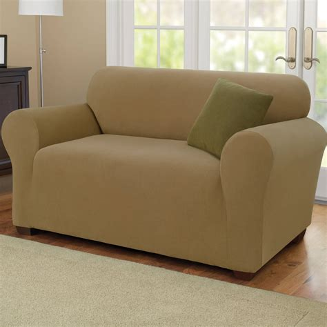 recliner slipcover walmart sure fit simple stretch subway 1 piece recliner slipcover