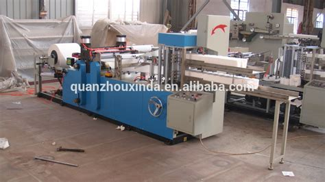 Paper Machines For Sale - low price two deck table napkin paper machine for sale