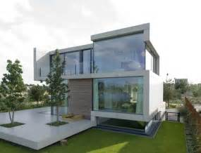 Modern Villas Gallery For Gt Modern Villa