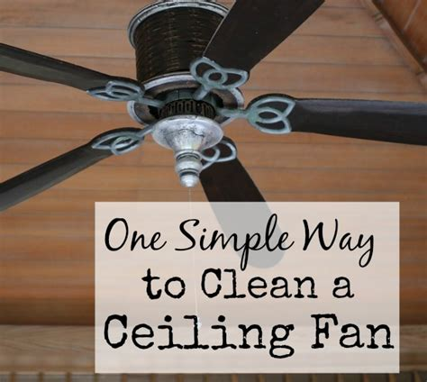 How To Clean Ceiling Fan Blades by How To Clean A Ceiling Fan Family Balance Sheet