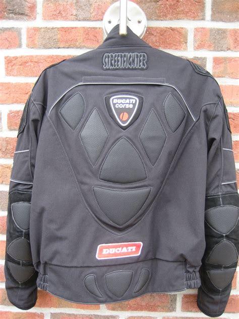 Streetfighter Motorradjacke by Jacke 1 Neu Streetfighter Ducati Motorradjacke Gr 52