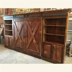 Barn Door Furniture Company Barn Door Entertainment Cabinet With X Barn Doors Furniture From The Barn