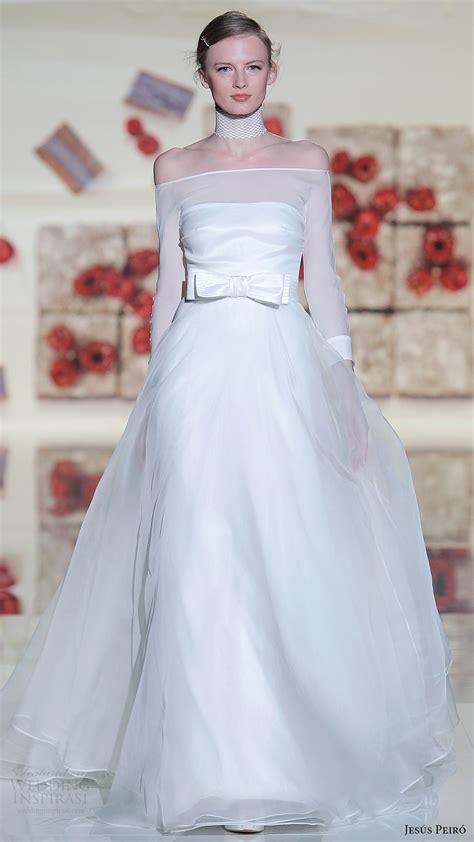 Wedding Dress Jesus Peiro by Jesus Peiro 2017 Wedding Dresses Mirtilli Bridal