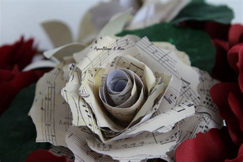 song roses are sheet roses bouquet note roses sheet
