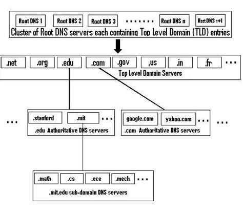 overview   dns protocol operation computer