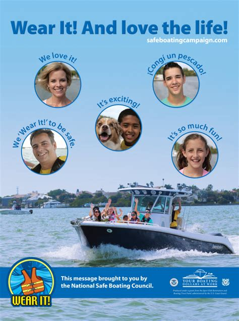 national boating safety outdoor education and national safe boating week the