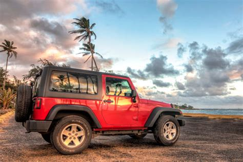Jeep Rental Kauai Kauai Discount Jeep Rentals
