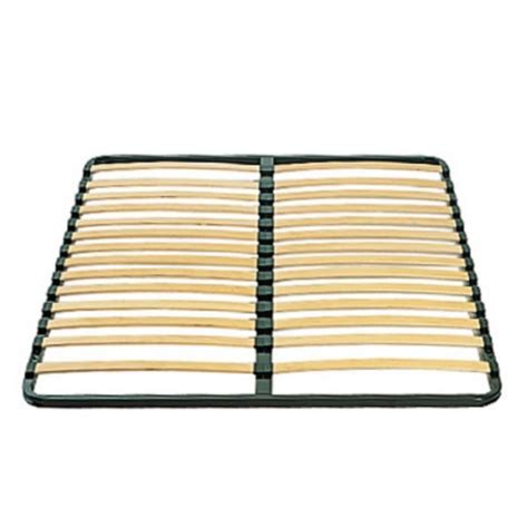 Sommier A Lattes 160 1993 by Sommier 224 Lattes 160x200 Achat Vente Sommier Cdiscount