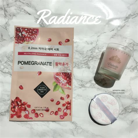 Etude 0 2 Therapy Air Mask Pomegranate kinseng etude house 0 2 mm air therapy sheet mask buying guide the sheet mask that s sold out