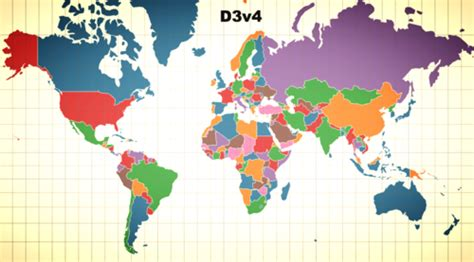 d3 world map data maps usability and performance techslides