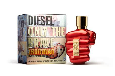 Parfum Homme Diesel Diesel Only The Brave Iron