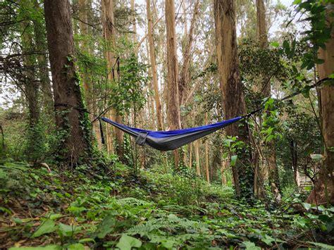 this is why you need a travel hammock serac hammocks