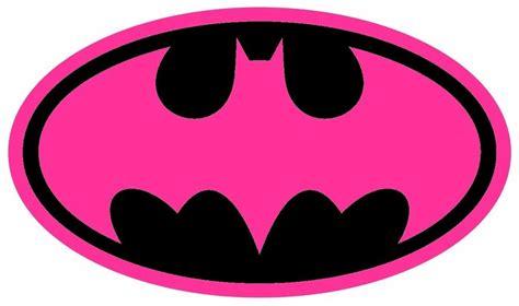Bubblechats Pink Batman T Shirt batgirl pink retro batman logo iron on t shirt transfer
