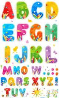 alphabet vector graphics