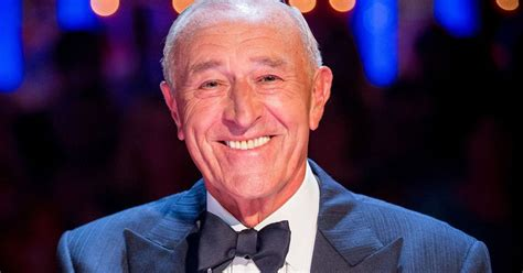 uk len len goodman on his decision to leave strictly it was
