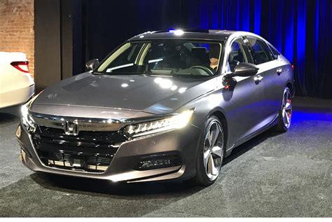 honda sedans smart money is still in sedans 2018 honda accord revealed