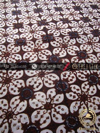 Batik Klasik jual batik klasik jogja motif kembang kawung titik