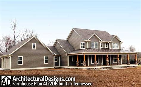 house plans tn check out farmhouse plan 4122db built by pam in tennessee a interior design