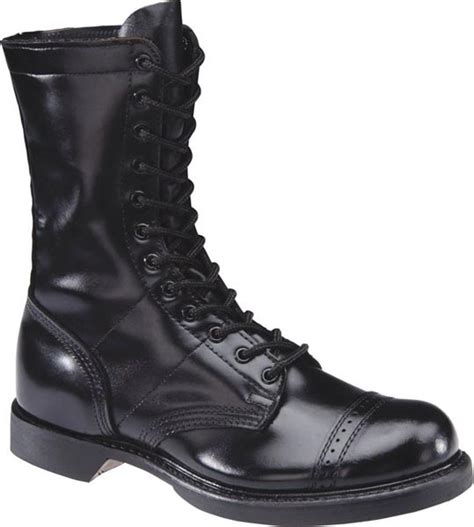 corcoran 975 black leather jump boot s 10 inch