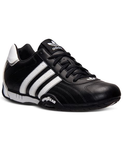 mens casual sneaker adidas s adi racer low casual sneakers from finish