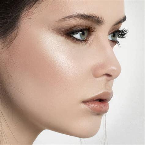 makeup highlighter where do you apply highlighter makeup saubhaya makeup