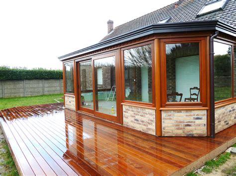 veranda definizione construire sa veranda ossature bois veranda styledevie fr
