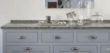 Gray Painted Kitchen Cabinets Azul Platino Granite Counter With Almost Our Same Cabinet