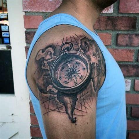 travel tattoos for men 75 travel tattoos for adventure design ideas