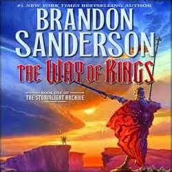 the way of kings audio book cds unabridged