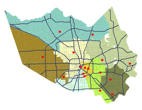 harris county texas precinct map harris county precinct map world map 07