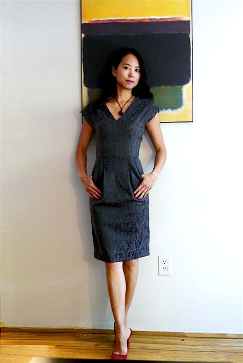 The Litte Brown Dress Project by Black Brown Dress Sewing Projects Burdastyle