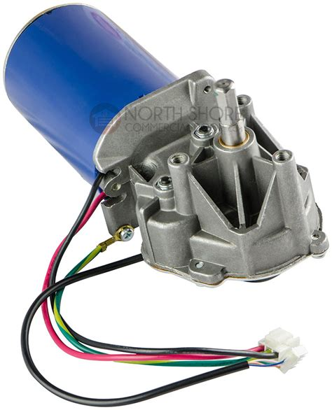 Garage Door Opener Dc Motor by Genie 37030a S Reliag 800 Motor Assembly Dc