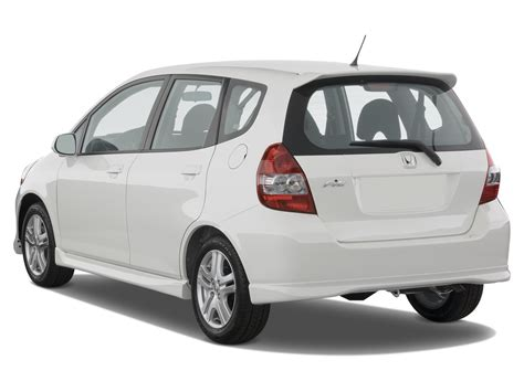 Honda Fit 2007 by 2007 Honda Fit Reviews And Rating Motor Trend