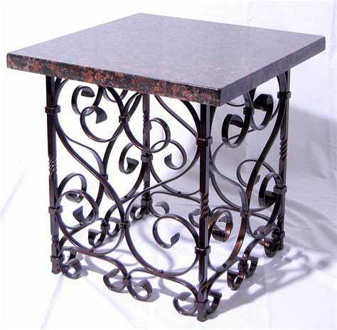 Wrought Iron Dresser by Firedrake Wrought Iron Furniture