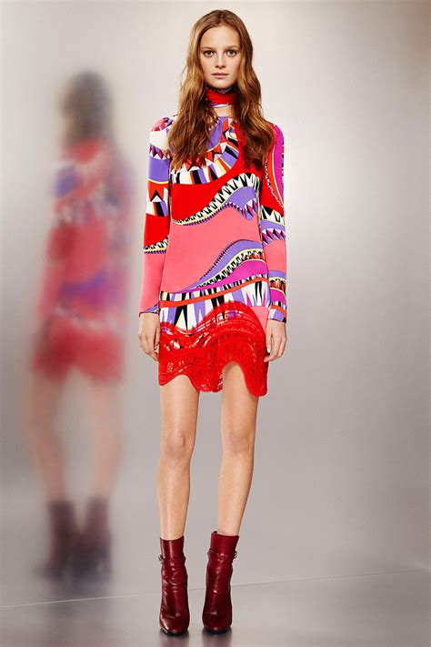 Pucci Your by Emilio Pucci Pre A W 15 And Fabulous Way Of Living
