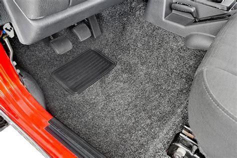Bed Rug Liner by Bedrug Jeep Floor Liner Kit Best Price On Bedrug Liners