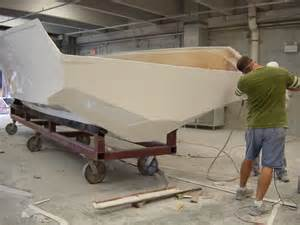 seahunter boats jobs seahunter 29 build pics process the hull truth boating