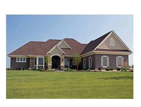 eplans ranch eplans ranch house plan five bedroom ranch home 5035