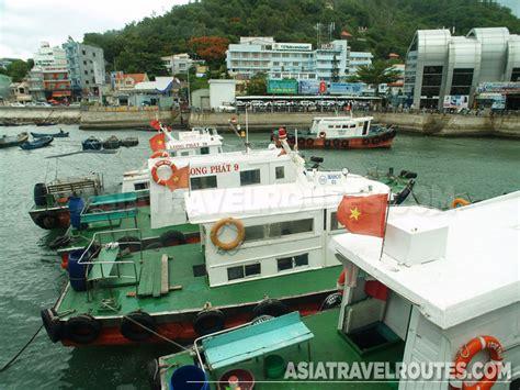 hydrofoil boat vung tau vung tau hydrofoil pier vung tau southeast vietnam