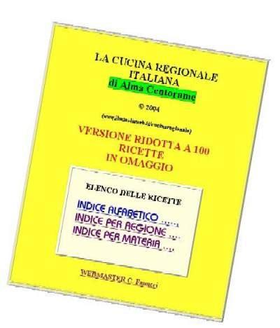 scuola di cucina gratis la cucina regionale italiana libro cucina gratis on line