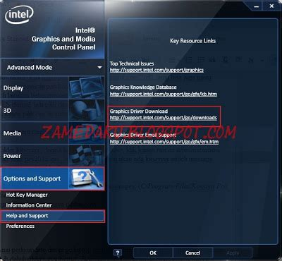 Vga Intel Hd Graphics Family trik supaya pes 2013 bisa dimainkan di vga intel r hd graphics family stoped working yusril