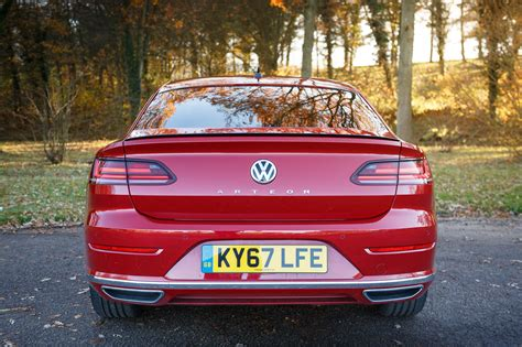 volkswagen arteon r line 2017 volkswagen arteon r line review