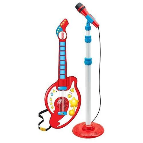 Play Set Microphone Free Batre fisherprice rockstar guitar and microphone set preschool toys pretend play